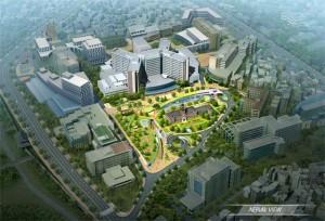 الجامعة الوطنية في سيول - كوريا الجنوبية