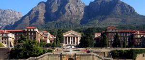 جامعة مدينة كيب تاون - جنوب افريقيا