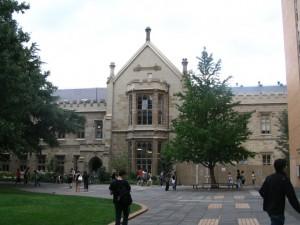 جامعة مولبورن - استراليا