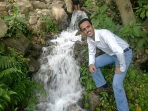 الشلال والطبيعة الخلابة |المحويت اليمن