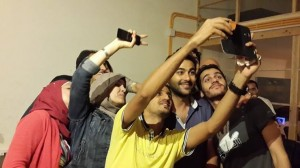 مجموعة من الأصدقاء من مختلف الدول العربية | بيروت لبنان