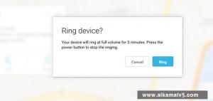كيف يساعدك جوجل في ايجاد هاتفك المفقود | اضغط على الصورة للتكبير
